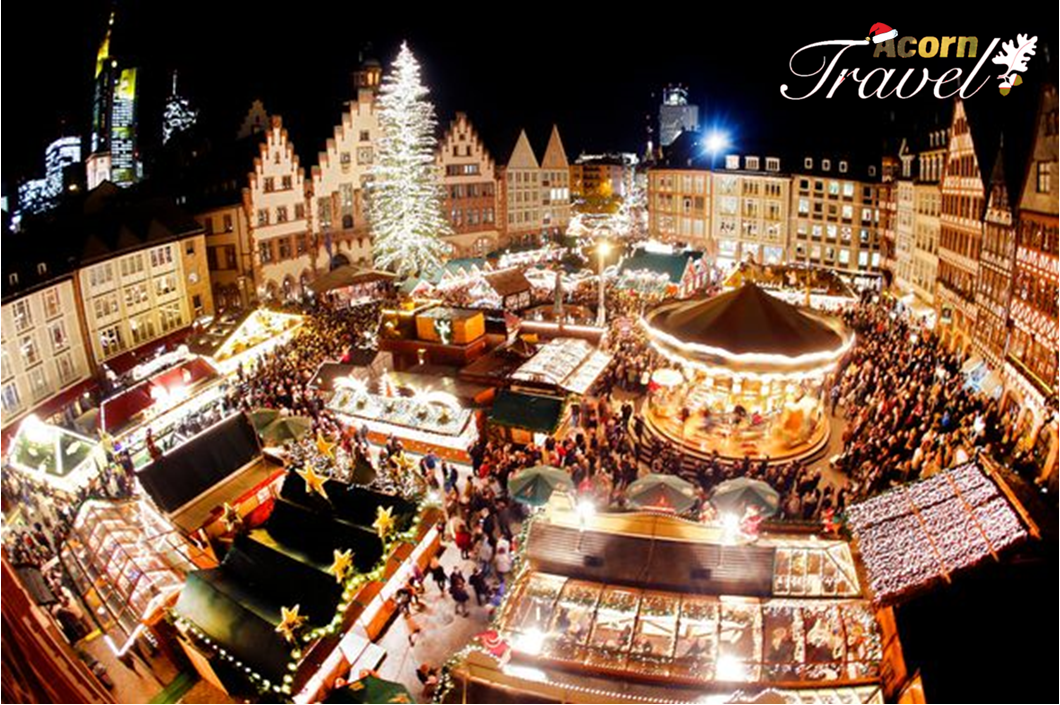 Birmingham Frankfurt Christmas Market 2021